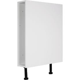 Каркас напольный 15x70x56 см, ЛДСП, цвет белый