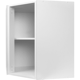 Каркас навесной угловой 60x70x60 см, ЛДСП, цвет белый