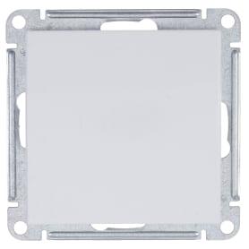 Выключатель встраиваемый Schneider Electric W59 1 клавиша, цвет белый