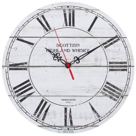 """Часы настенные """"Шарм"""" диаметр 28.5 см"""