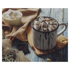 Картина без рамы 40х50 см «Hot Chocolate»