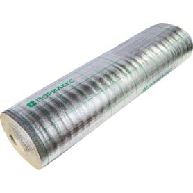 Подложка для тёплого пола 3 мм, 30 кв.метров, полиэтилен