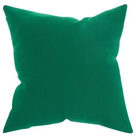 Подушка декоративная «Шарм» 40х40 см цвет зелёный