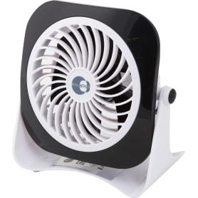 Вентилятор настольный мини USB Equation 3W 10см, черный