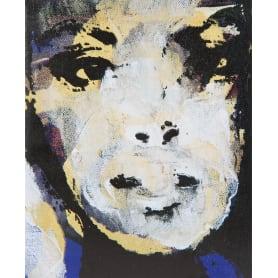 Картина на холсте «Девушка портрет» 40х50 см