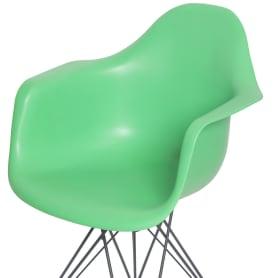 Сиденье для стула Sheffilton SHT-ST7, цвет зелёный RAL6018