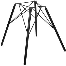 Каркас стула Sheffilton SHT-S37, цвет чёрный муар