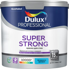 Краска Dulux Super Strong база BW 2.5 л