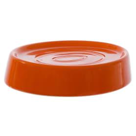 Мыльница настольная «Veta» керамика цвет оранжевый