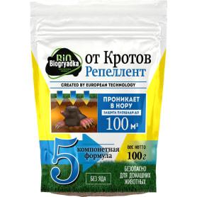 Отпугиватель кротов «Биогрядка», 100 гр
