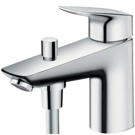 Смеситель для ванны Hansgrohe Monotrou однорычажный цвет хром