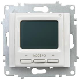 Терморегулятор электронный Equation wi-fi цвет белый