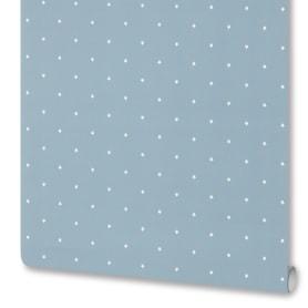 Обои флизелиновые Wallfashion Jack&Rose Junior синие 0.53 м JR1104