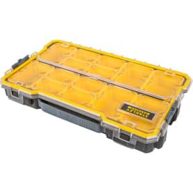 Органайзер Fatmax 440x65x275 мм, 13 ящиков, пластик