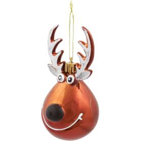 Набор ёлочных украшений «Олень», 11.5 см