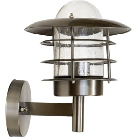 Светильник настенный уличный Mouna 60 Вт IP44