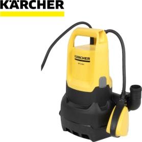 Насос погружной дренажный Karcher SP 3 Dirt EU для грязной воды, 7000 л/час