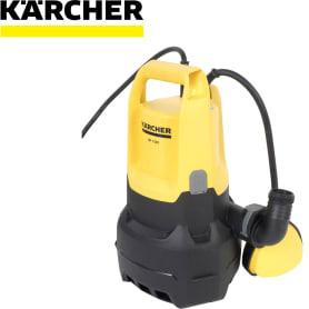 Насос погружной дренажный Karcher SP 1 Dirt EU для грязной воды, 5500 л/час