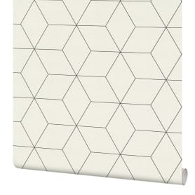 Обои флизелиновые Rasch Modern Art серые 0.53 м 624304