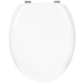 Сиденье для унитаза «Pop» цвет белый глянец
