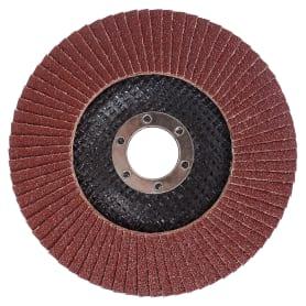 Круг лепестковый угловой Flexione Р80, 125х22 мм