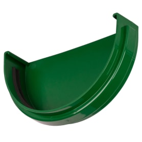 Заглушка Dacha 120 мм зелёный