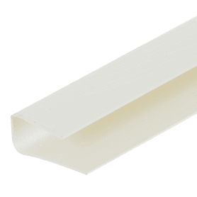Профиль ПВХ 2700Х25Х12 мм цвет белый ясень