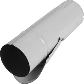 Отвод для сбора воды D90 мм цвет белый