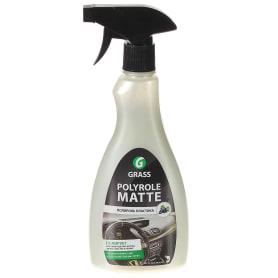 Полироль-очиститель пластика Grass Matte 500 мл