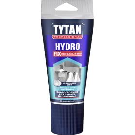 Клей монтажный Tytan Hydro Fix бесцветный 150 мл