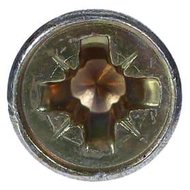 Дюбель-гвоздь потайной 6x60 мм, полипропилен, 10 шт.