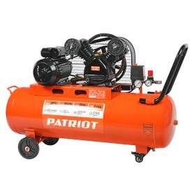 Компрессор масляный Patriot LRM 100-480R, 100 л 480 л/мин 2.2 кВт