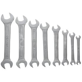 Набор рожковых ключей Dexter CR-V 6-22 мм, 8шт.