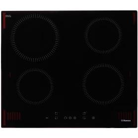 Варочная панель индукционная HANSA BHI68320, 4 конфорки, 59х52 см, цвет чёрный