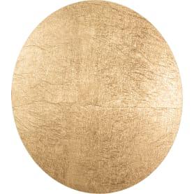 Светильник настенный «Solario» 3561/9WL 9 Вт, цвет золотой