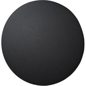 Бра светодиодное Eclissi 6 Вт 560 Лм IP54 цвет чёрный