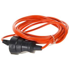 Удлинитель-шнур без заземления 1 розетка 5 м