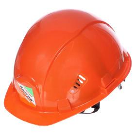 Каска защитная Krafter, оранжевая