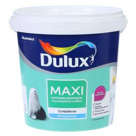 Шпатлёвка мелкозернистая Dulux 1,5 кг