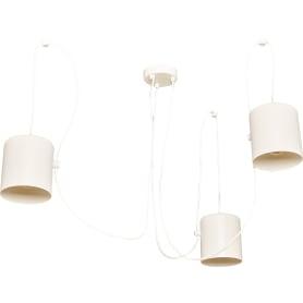Подвесной светильник Inspire 234 3хЕ27х60 Вт цвет белый