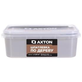 Шпатлёвка Axton для дерева 0,4 кг тач