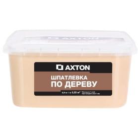 Шпатлёвка Axton для дерева 0,9 кг сосна