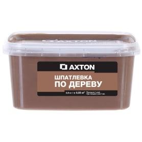 Шпатлёвка Axton для дерева 0,9 кг хани