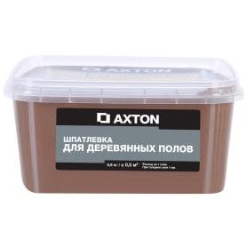 Шпатлёвка Axton для деревянных полов 0,9 кг хани