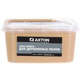 Шпатлёвка Axton для деревянных полов 0,9 кг дуб натуральный
