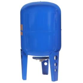 Гидроаккумулятор вертикальный 50 л, фланец нержавеющая сталь