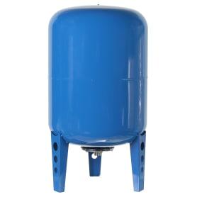 Гидроаккумулятор вертикальный 100 л, фланец оцинкованная сталь