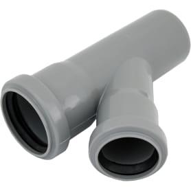 Тройник d 50х40 мм 45 градусов