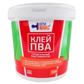 Клей ПВА для пластификации растворов 2,5 кг