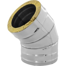 Сэндвич-колено 135 430/0.8 мм D150х210 мм